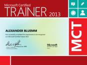 MCT 2013