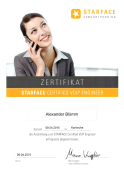 2015-04-11 STARFACE Certified VoIP Engineer