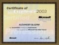 MCT 2003